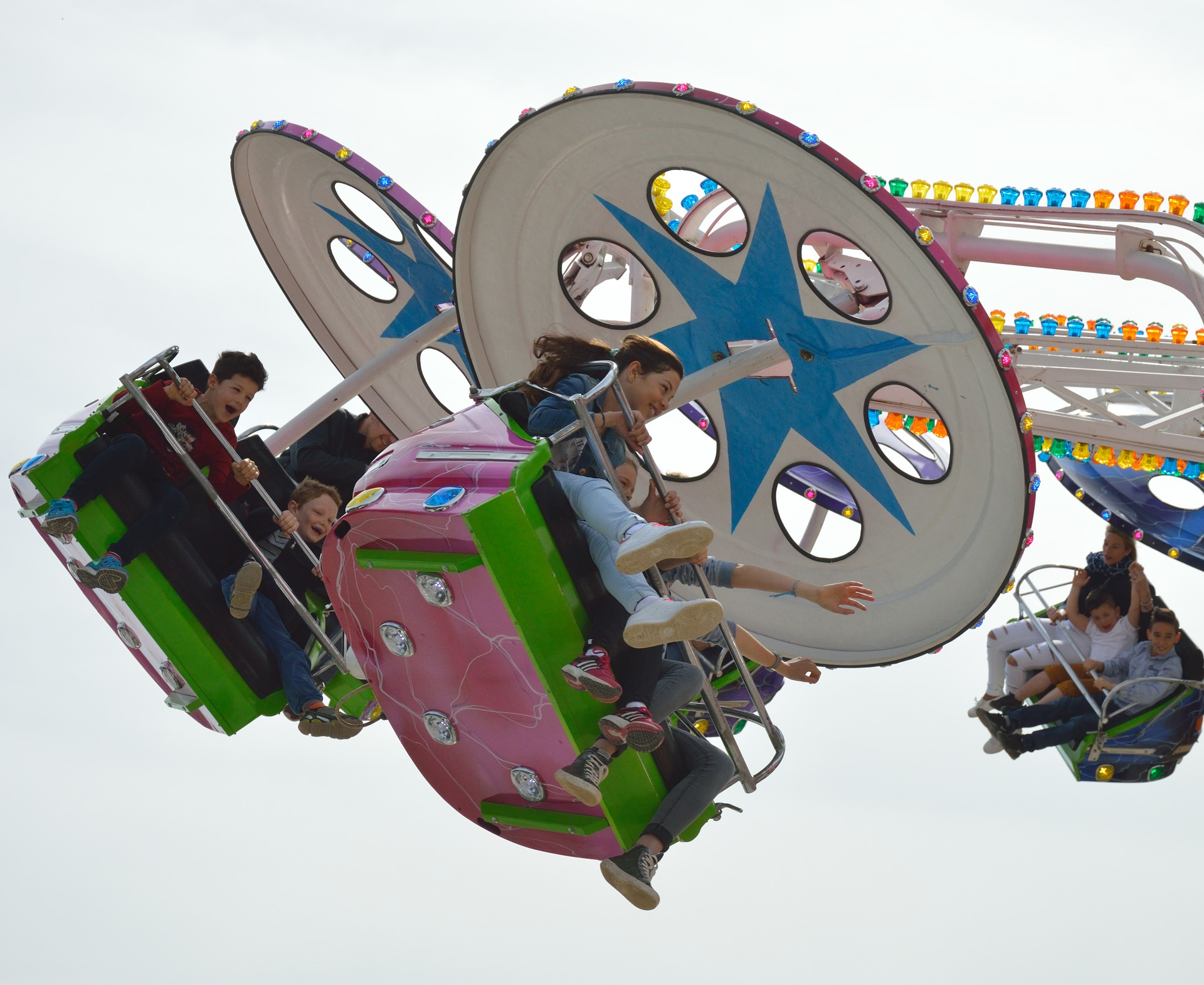 Responsabilidad Civil Atracciones de Feria
