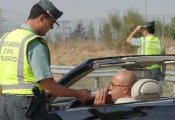 Retirada del permiso de conducir